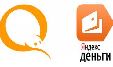 Как перевести деньги с Киви на Яндекс Деньги